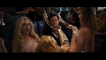 Wolf of wall street all sex scenes