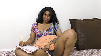Sexy South Indian Tutor roleplay in Hindi