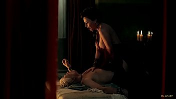 Lucy lawless - spartacus: vengeance e04 (2012)