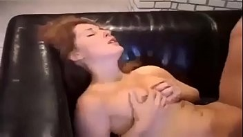 Hot busty blonde gets her pussy ready for pounding