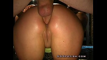Babe sucking big dick and gets anal sex