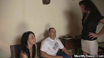 He finds GF fucking his parents - Bf Porn Xxx thumbnail