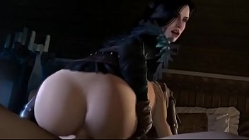 The Witcher: Yennefer compilation