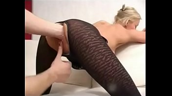Blonde mother get fucked and fisted