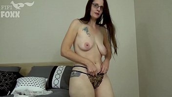 Son Makes Mom Feel Loved and Appreciated - Mom Fucks Son, Son Creampies Mom, MILF, Older Woman, Lingerie, Mother, Virtual Sex