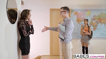 Step Mom Lessons - Naughty By Nature  starring  Gina Gerson and Charlie Dean and Niki Sweet clip thumbnail
