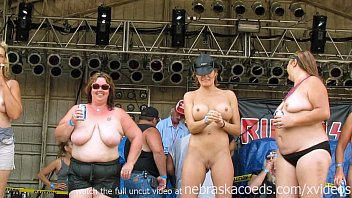 every boob shape imaginable exposed in public awesome 16 min