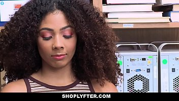 ShopLyfter - Ebony Princess Gets Caught and Gets Fucked