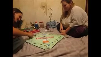 fat bitch loses monopoly game and gets breeded as a result min