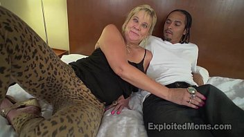 Granny gets Pussy pounded with Big Black Cock until shes Sore