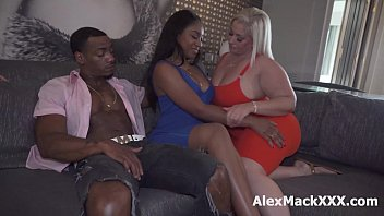 interracial couple swap turned into a hardcore foursome min