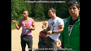 student party at the picnic