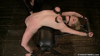 Three different slaves are punished