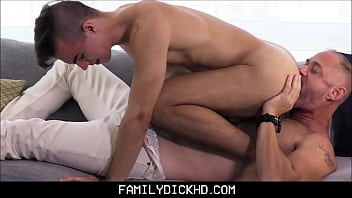 Gay horny man old Horny step dad fucks step son after being jealous of his new boyfriend