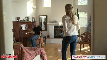 Naughty milf vt Milf in sexy jeans julia ann gets nailed