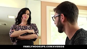 FamilyHookups - Hot Milf Teaches Stepson How Fucked Fuck