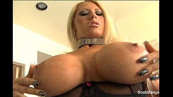 Busty Blonde Gets Fucked Hard