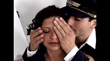 Air hostess strips for pilots - Pilot stewardess