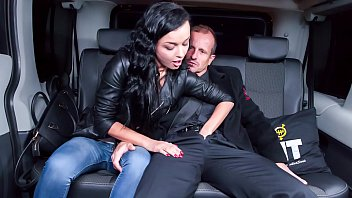 CoverVIP SEX VAULT - Ukrainian girl Daphne Klyde gets dicked at the car service