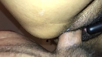 sister in law closeup creamy wet pussy