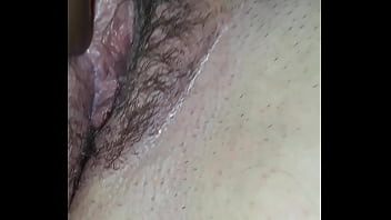 Making my GF cum