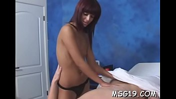 Delicious sex dominatrix in sexy lingerie rides cock and moans