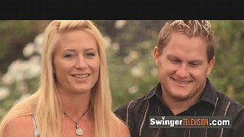 Amateur swinger couple is sharing their deepest sexual fantasies and thoughts.