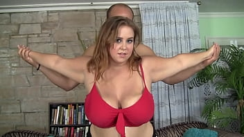 personal trainer fuck BBW with huge tits