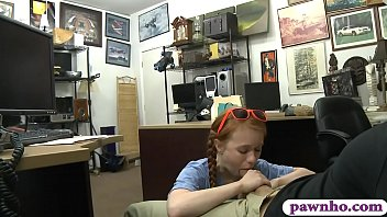 Redhead teen sells her canoe and smashed