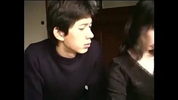 Hot Asian Japanese Mom fucks with Son and Daughter thumbnail