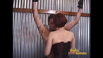 Horny stud gets bound and pleasured in numerous kinky ways Vorschaubild
