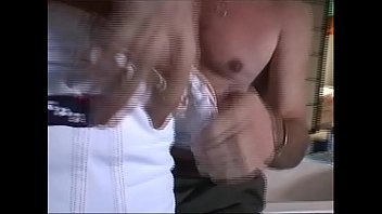 Just strong in your ASS!!! French Kiss 21 min