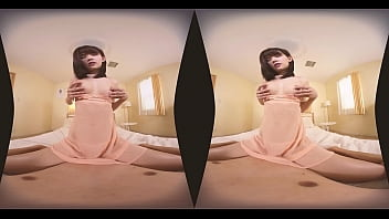Clip sex Young Wife Gives You a Wonderful Show Japanese VR Porn