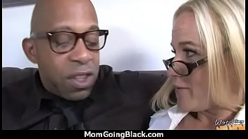 MILF With Wet Pussy Gets Railed By Black Dick 2
