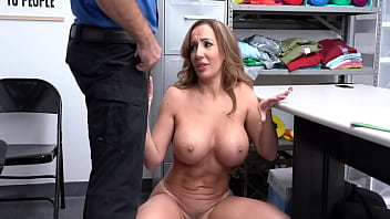 Big Booty and Titty Milf Have To Remove Clothes - Richelle Ryan, Chad White - Shoplyfter Mylf