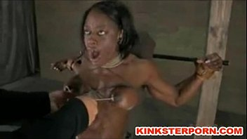 Pervert BDSM Games – Slave is Bounded, Slapped, Dildoed in a Brutal Humiliation