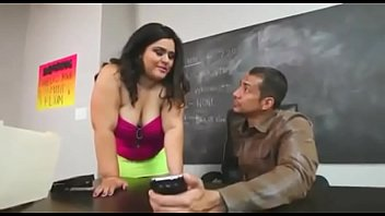BBW latina Karla Lane gets fucked by her teacher