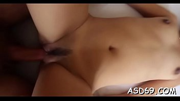 The hottest babes naked A horny chap gives this sexy oriental babe the hottest fucking