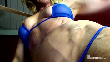 Vein tits Baile muscles