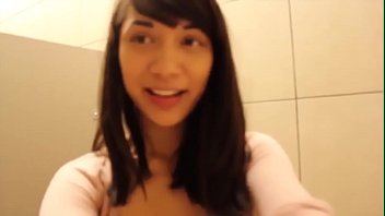 Sexy Asian Masturbates and Squirts in Bathroom - see more at Bnongacams.com