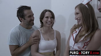 CoverPURGATORYX Fertility Clinic Vol 1 Part 1 with Lily and Skylar