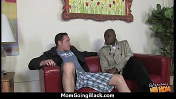Hot Milf Gets Ripped By A Black Cock! 7