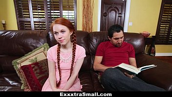 ExxxtraSmall - Pocket Sized Teen (Dolly Little) Gets Stuck and Fucked