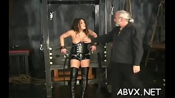 Free naked home videos - Naked wife bizarre home porn in coarse bondage amateur scenes