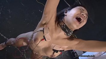 Sexual torture blowtorch Electro torture asian girl japanese - 7