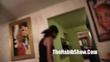 18 yr old sexy petite ebony superhead banged by hairy paki in the hood