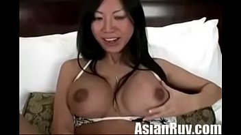 AsianRuv. Milky milf masturbation instructions