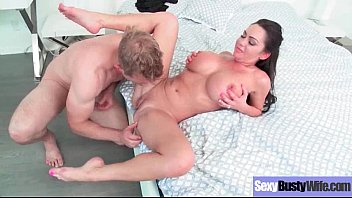 Hard Style Sex Practice On Cam By Big Round Tits Housewife (Dayton Rains) video-13