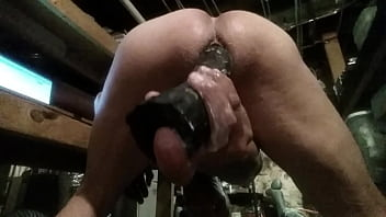 """Fucking My Ass With A BBC Dildo <span class=""""duration"""">2 min</span>"""