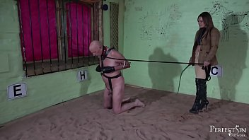 Training For A Perfect Pony - British Discipline with Mistress Athena